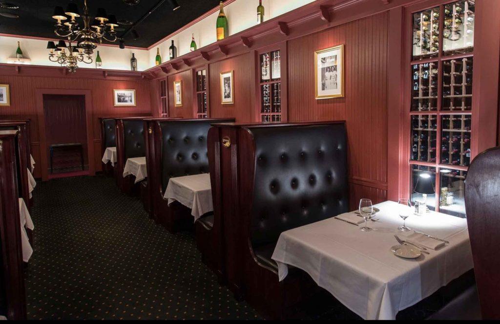 Annapolis Restaurant Lewnes Steakhouse