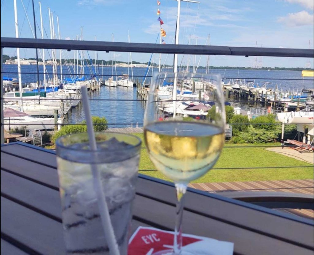 Waterfront Restaurants Eastport Annapolis Maryland