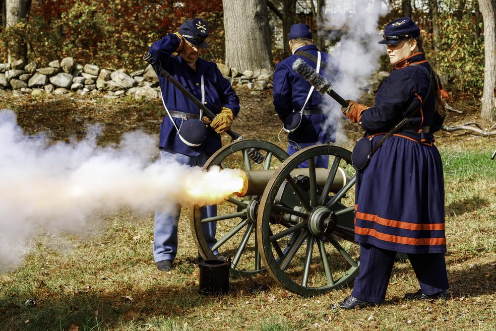 Savannah  re-enactments