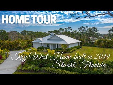 1390 SE Cove Road, Stuart, Florida Home Tour