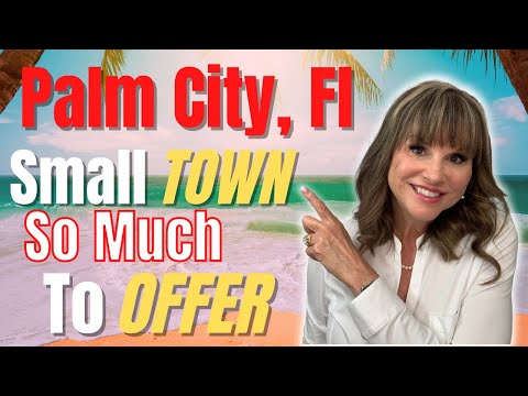 Palm City Fl A small town with so much to offer
