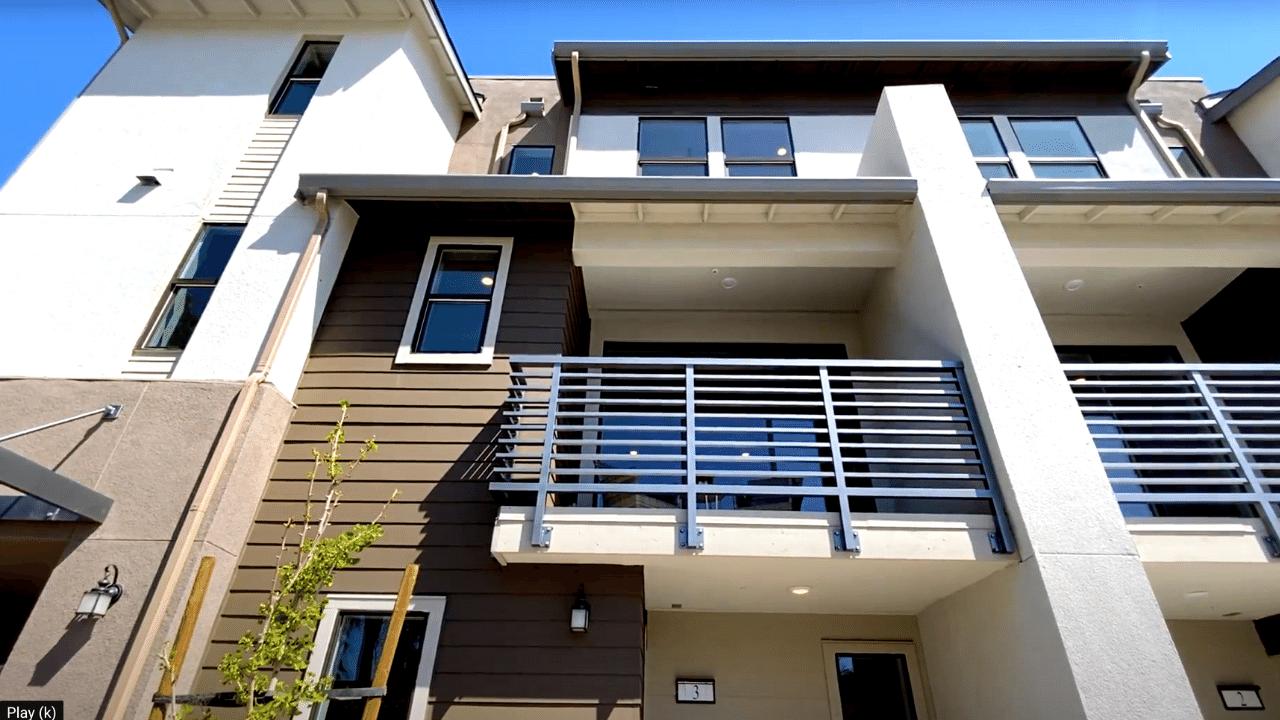 The Naya Community: New Townhomes in Santa Clara