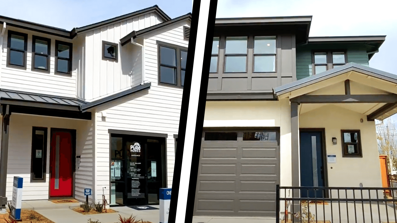 Borelle at One 90 | New Construction Homes in San Mateo