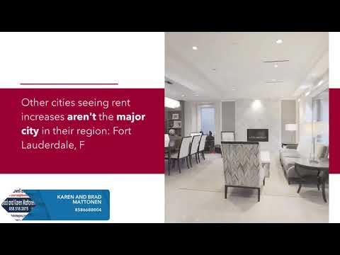 Rents are Skyrocking since Covid – video