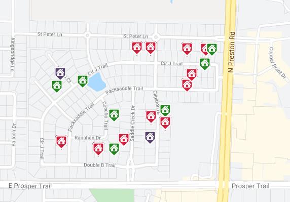 Montclair Community Map