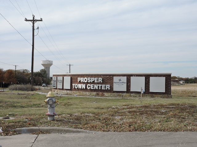 Prosper Town Center