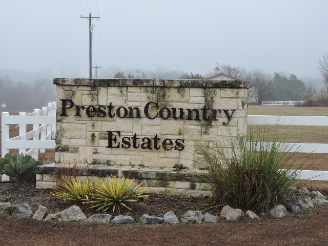 Preston Country Estates
