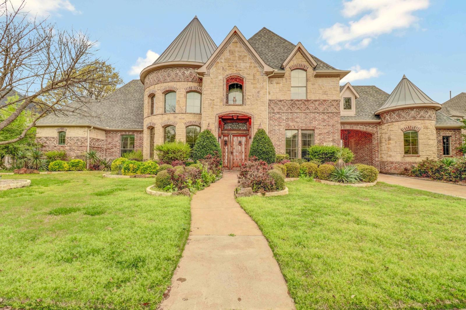 Beautiful Prosper Home