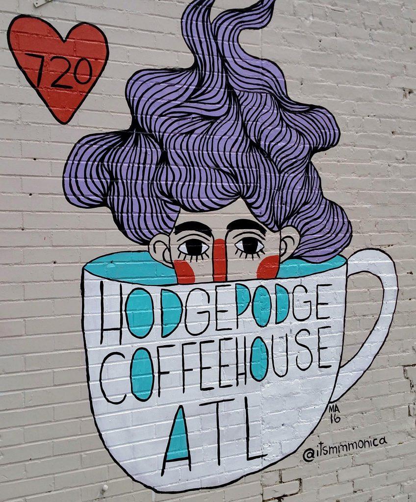 Hodgepodge Coffee Shop East Atlanta Village