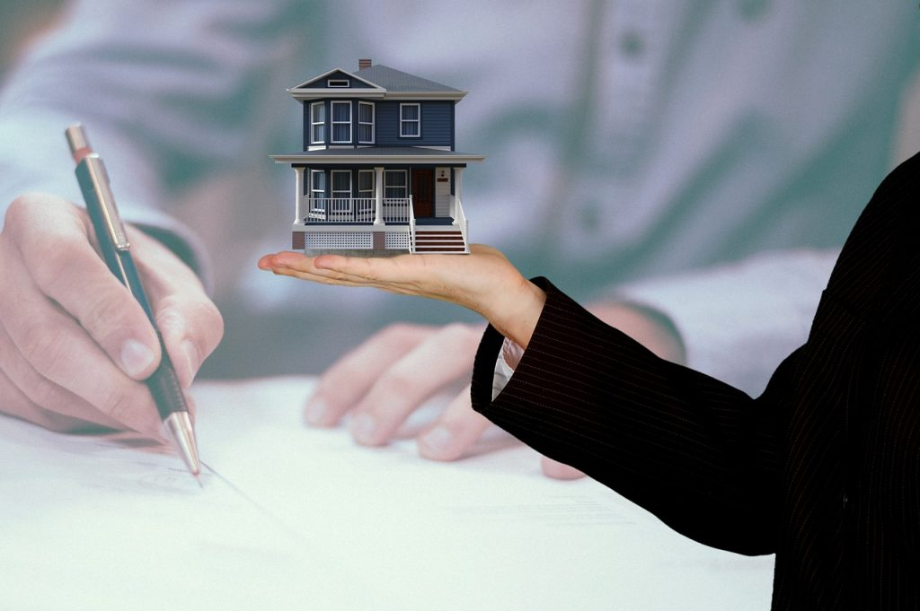 Contract with a Buyer's Agent