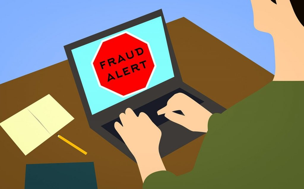 Scam Fraud Alert