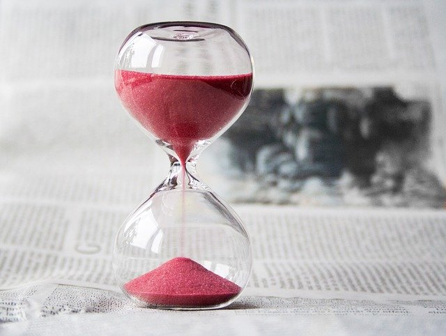 Hourglass -timing