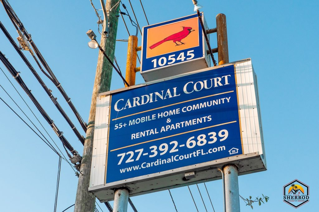 Cardinal Court Mobile Home Community