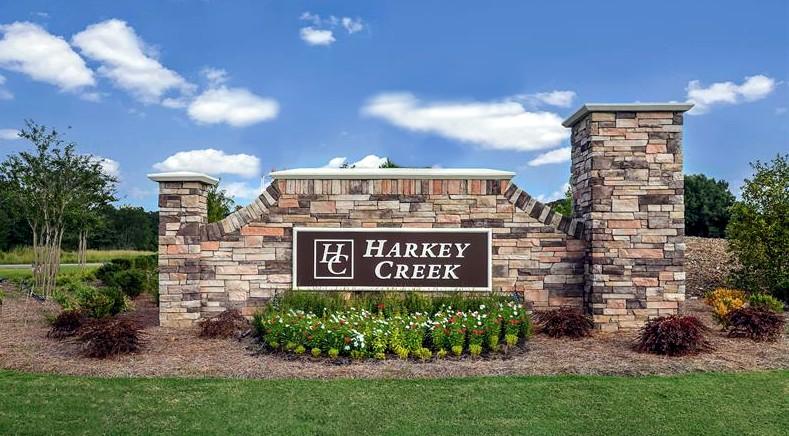 Harkey Creek in Monroe NC
