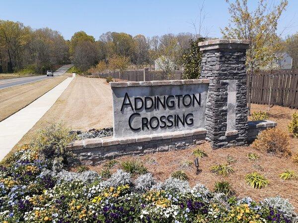 Addington Crossing of Indian Trail NC