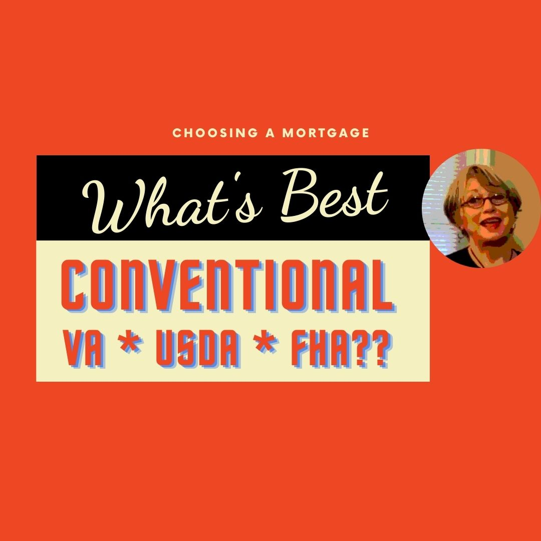 Which Is Best? FHA or Conventional…