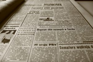 newspaper real estate ads