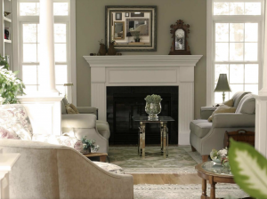 Home staging guide - living room
