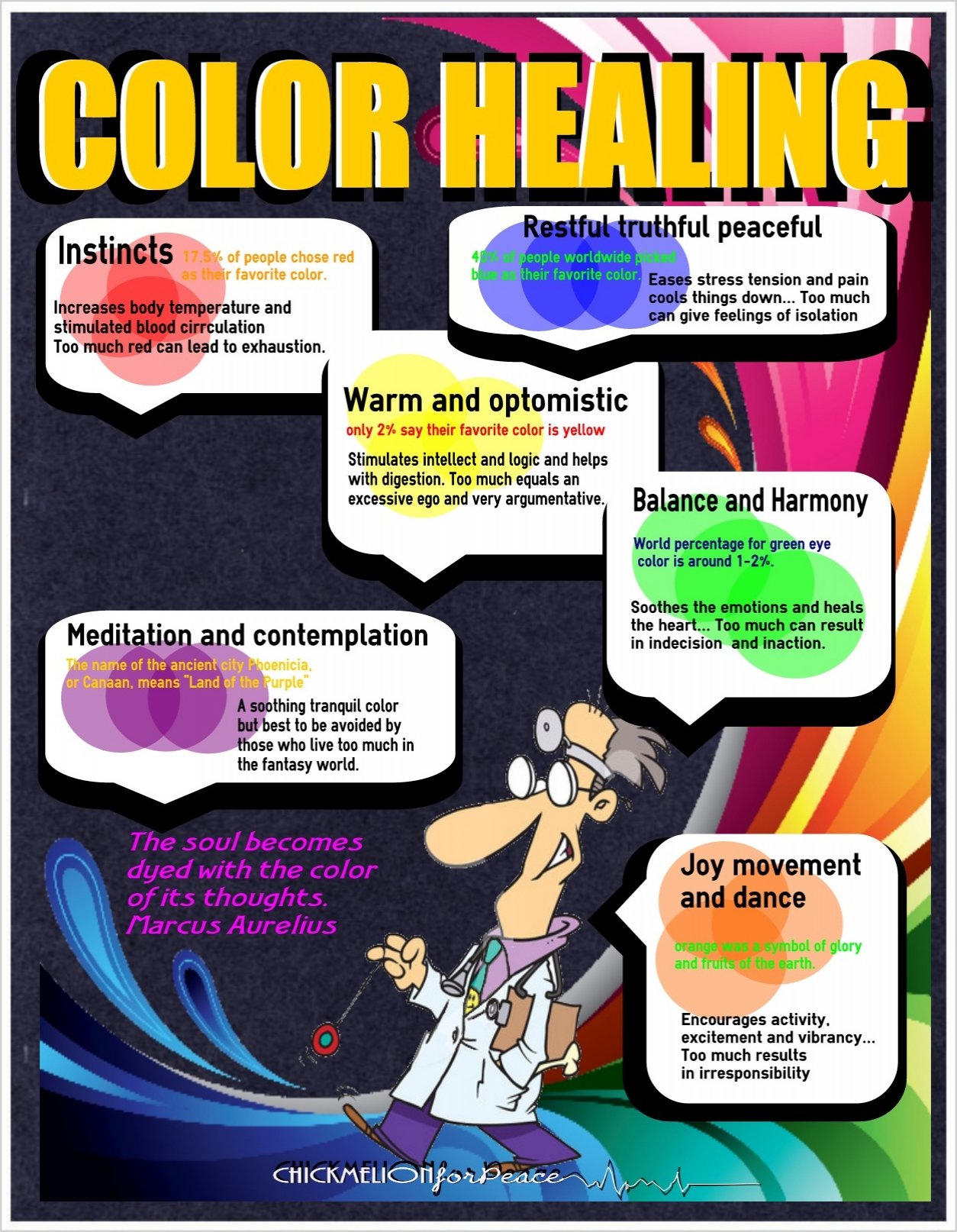 COLORHEALING title=