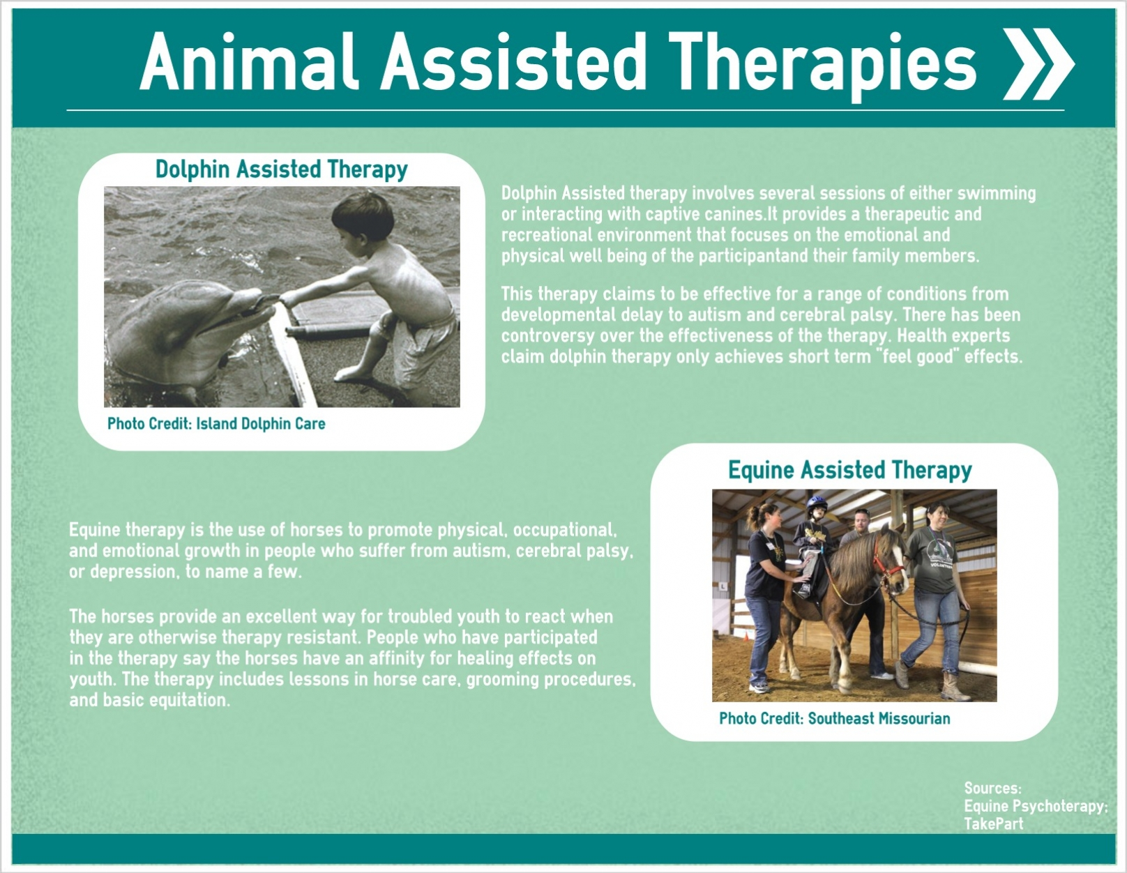 AnimalAssistedTherapies title=