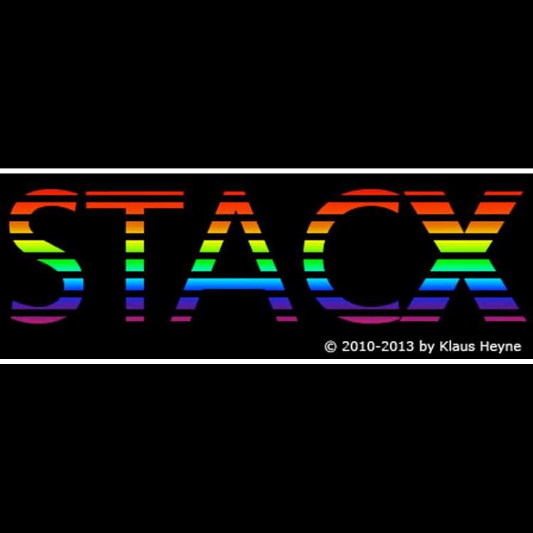 Heyne Multimedia Stacx 3D Shader for Cinema 4D (Free)