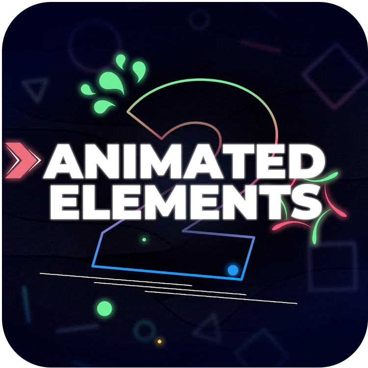 PremiumVFX Animated Elements 2