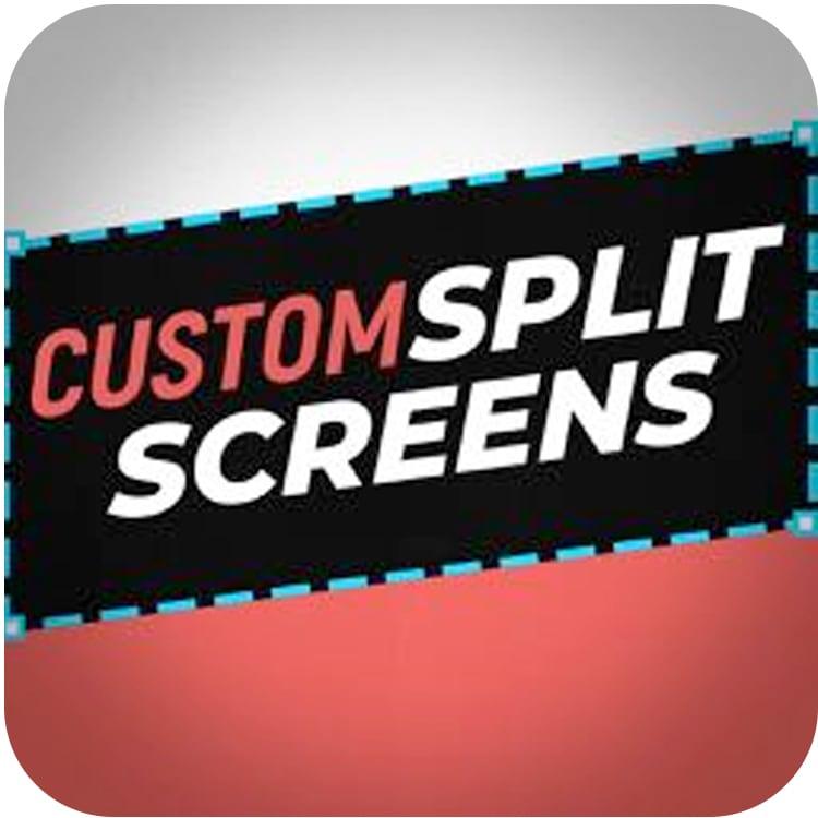 PremiumVFX Custom Split Screens