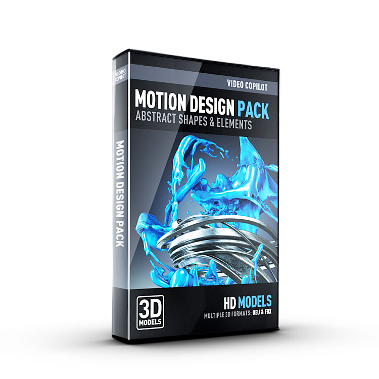 Video Copilot Motion Design Pack I