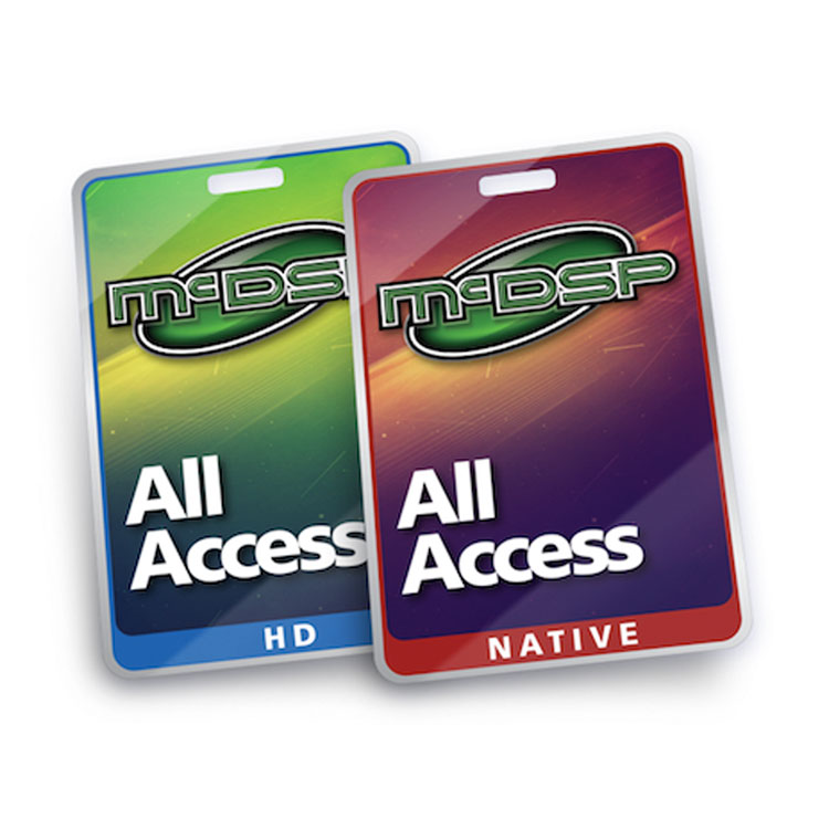 McDSP All Access Subscription