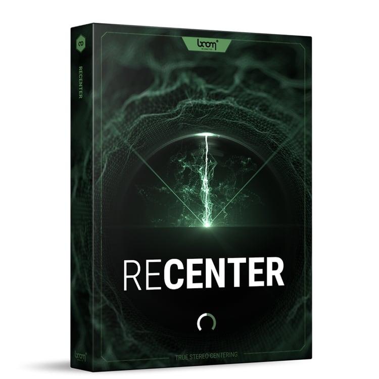 BOOM Library ReCenter