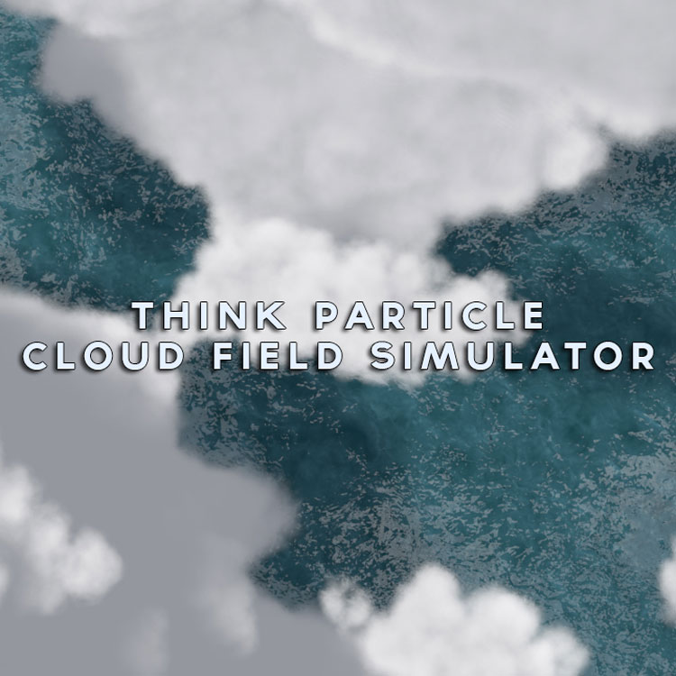 Think Particle Cloud Field Simulator