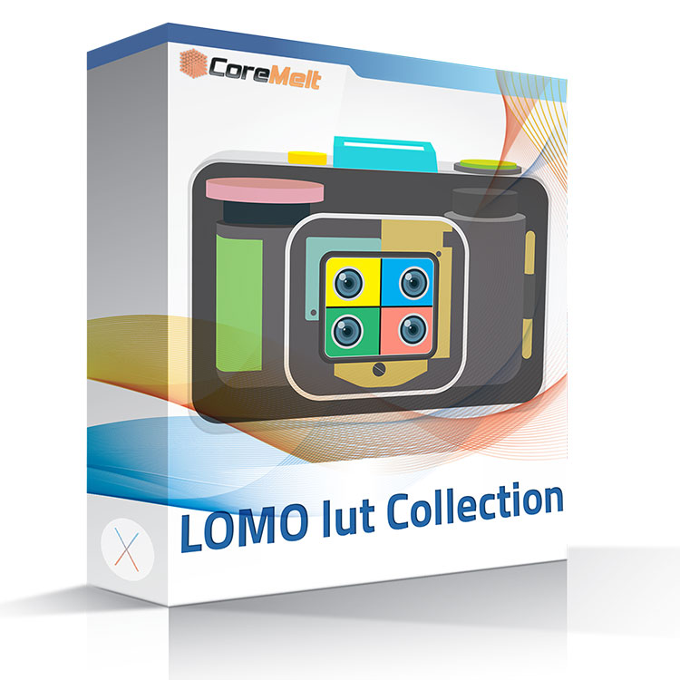 Coremelt LUTx LOMO Collection