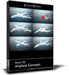 Dosch 3D: Airplane Concepts