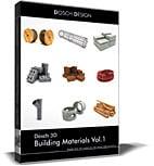 Dosch 3D: Building Materials