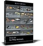 Dosch 3D: Lo-Poly Animals