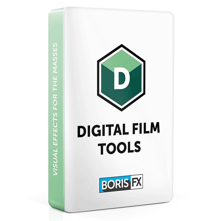 Boris Digital Film Tools for Film Video