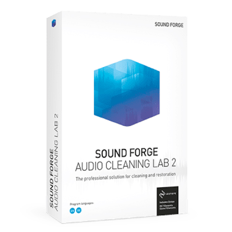 Magix  SOUND FORGE Audio Cleaning Lab 2
