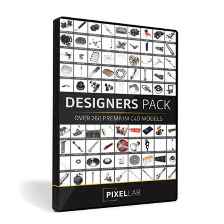 Pixel Lab Designers Pack