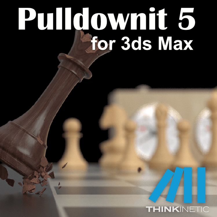 Pulldownit for 3ds Max