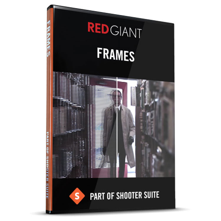 Red Giant Shooter Frames