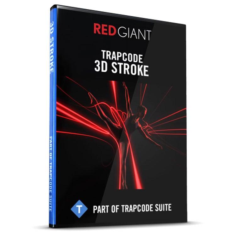 trapcode stroke