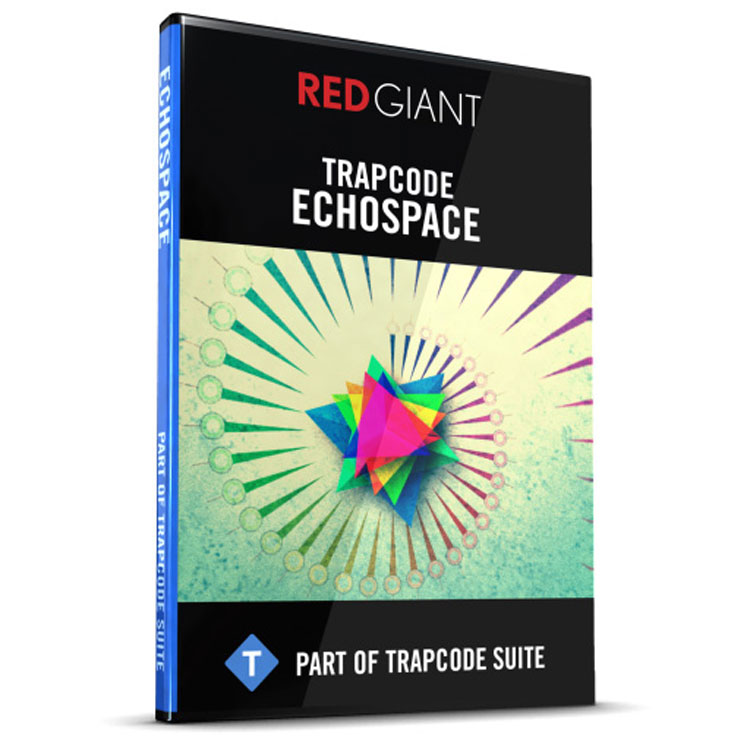 Red Giant Trapcode Echospace