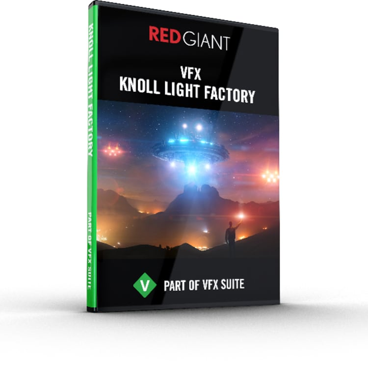 Red Giant VFX Knoll Light Factory
