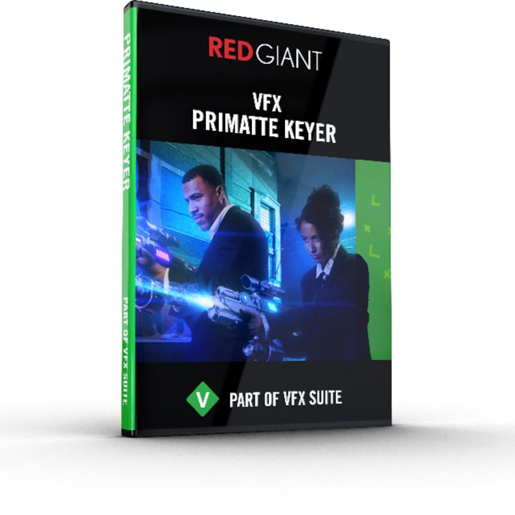 Red Giant VFX Primatte Keyer