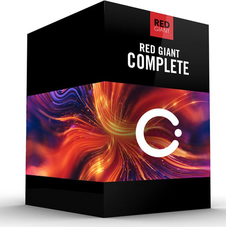 Red Giant Complete - Annual Subscription