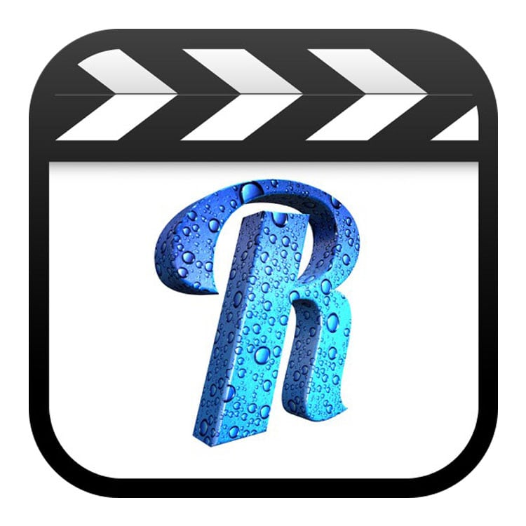 Ripple 3D Title Drops for FCPX