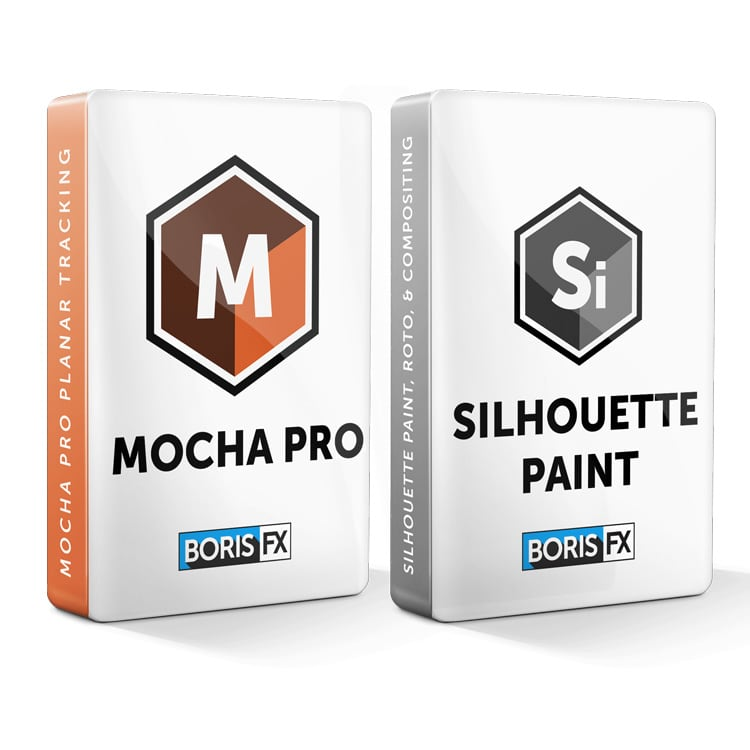 silhouette paint and mocha bundle