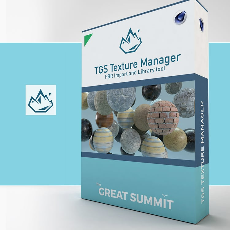 The Great Summit Texture Manager