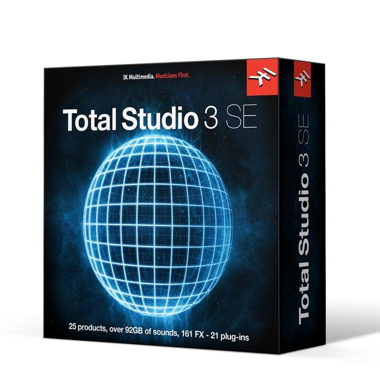 IK Multimedia Total Studio SE