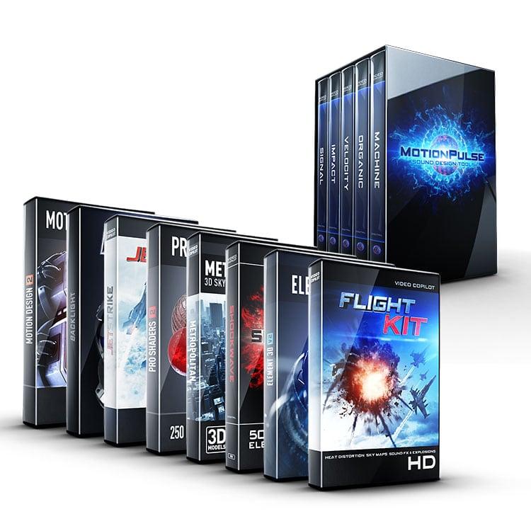 Video Copilot ULTRA STUDIO Bundle